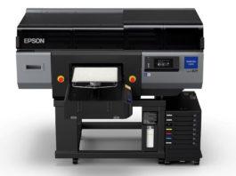 Ra mắt Epson SureColor SC-F3030 máy in phun trực tiếp lên áo cấp độ công nghiệp