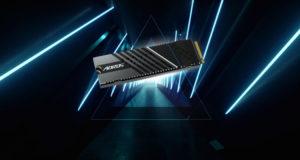 Gigabyte trình làng AORUS Gen4 7000s - SSD PCIe 4.0 NVMe nhanh nhất