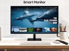 Ra mắt hai màn hình thông minh Samsung M7 và M5