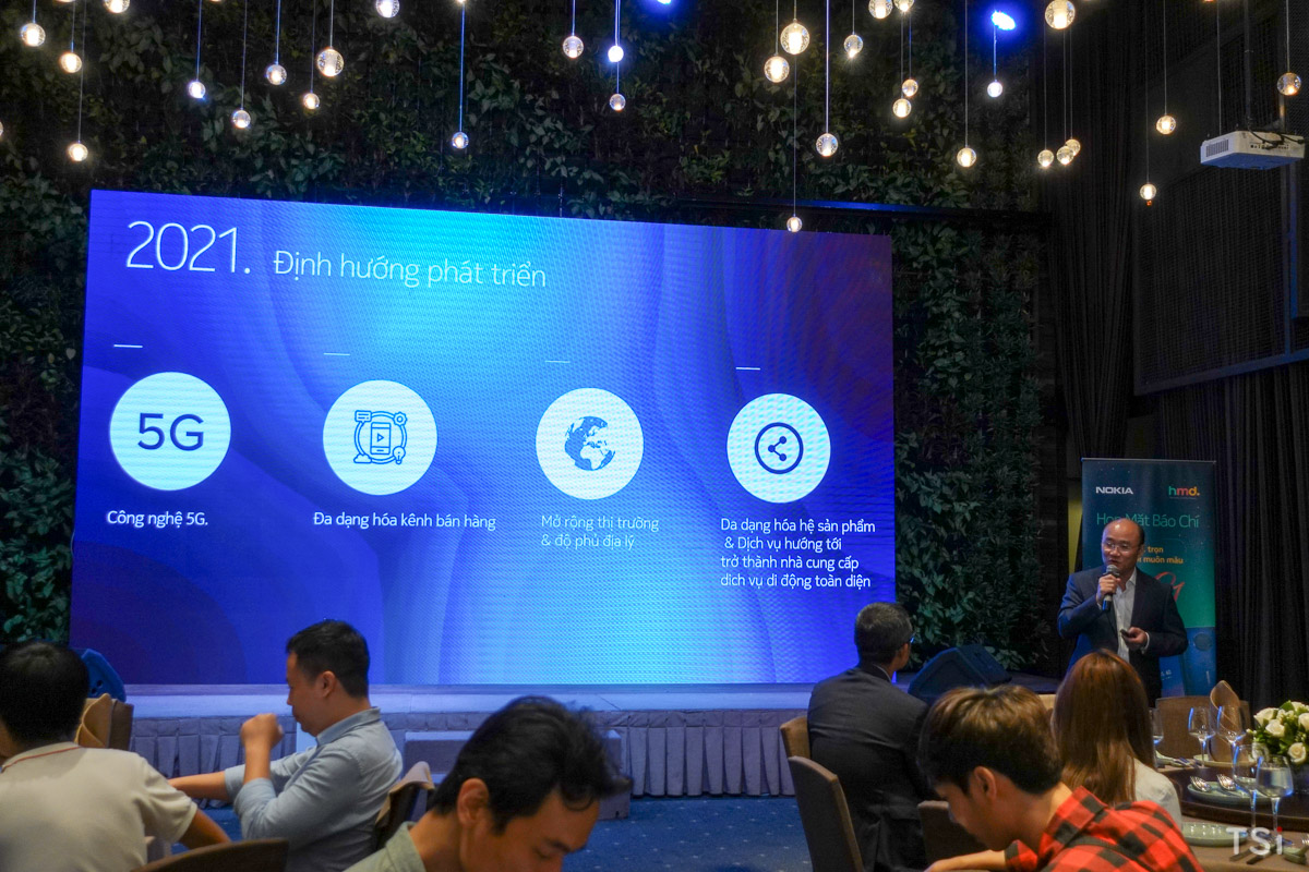 Nokia 5.4 ra mắt, smartphone tầm trung tích hợp nhiều tính năng cao cấp