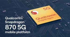 Qualcomm Snapdragon 870 5G ra mắt, hướng đến trải nghiệm di động cao cấp