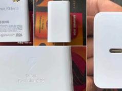 Rò rỉ ảnh củ sạc nhanh Samsung 65W, dự kiến ra mắt với Galaxy S21 và Note 21