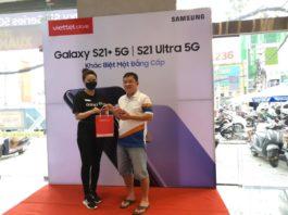 Samsung Galaxy S21 series chính thức mở bán tại Việt Nam
