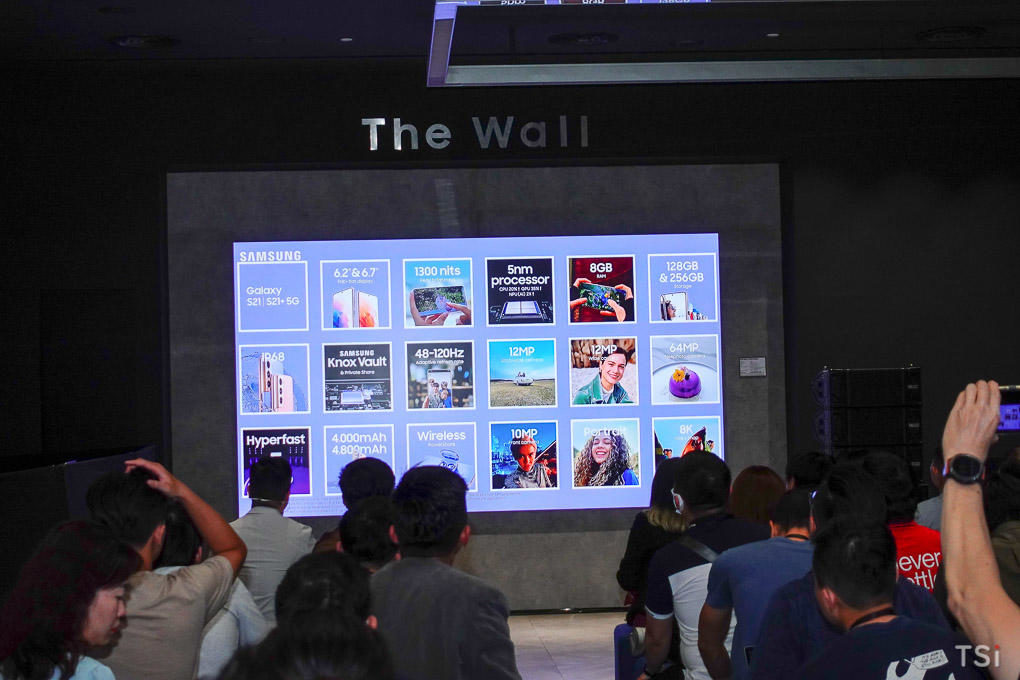 Samsung chính thức giới thiệu Galaxy S21 series & Galaxy Buds Pro