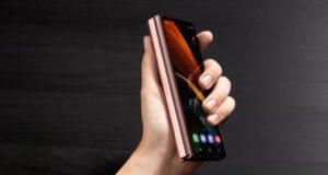 Samsung Galaxy Z Fold2 5G nhận cập nhật phần mềm để kết nối 5G tại Việt Nam