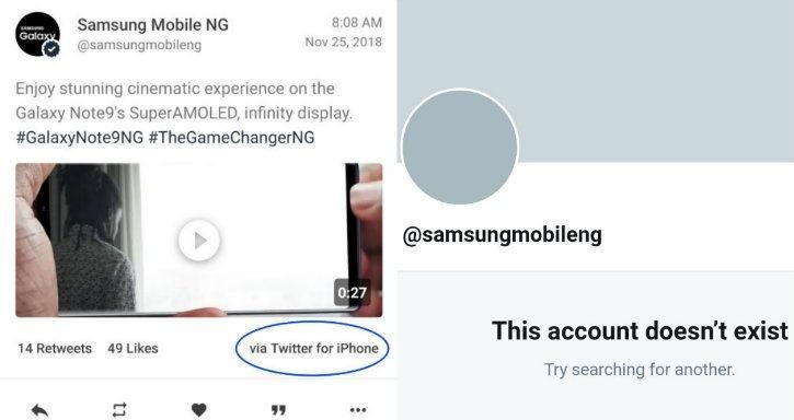 Samsung lại bị phát hiện sử dụng iPhone để quảng bá sự kiện Galaxy Unpacked