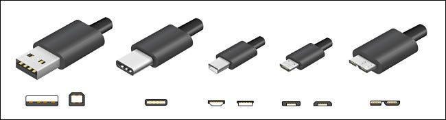 Sau 25 năm phát triển, chuẩn kết nối USB đã khác xưa như thế nào?