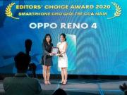 Tạp chí Nghe Nhìn trao giải Editors' Choice Awards 2020