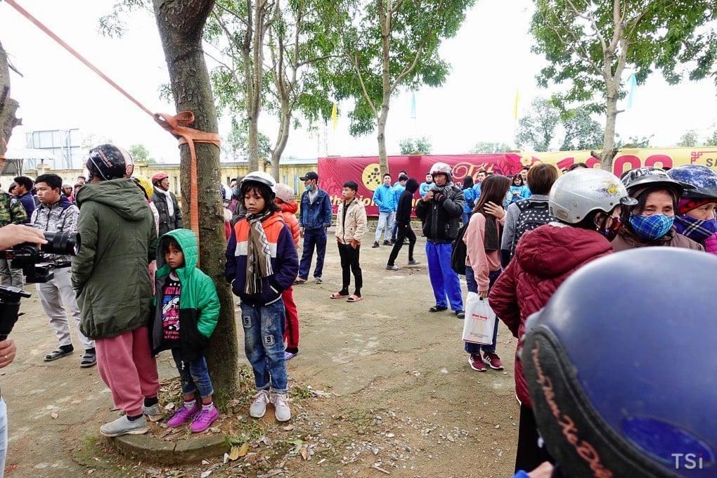 Thế Giới Di Động trao tặng 6 tấn gạo tại huyện Lệ Thuỷ, tỉnh Quảng Bình