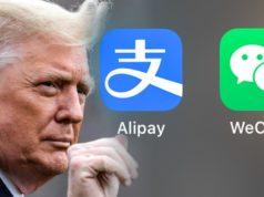 Tổng Thống Trump ký lệnh cấm 8 ứng dụng Trung Quốc, trong đó có AliPay, QQ và WeChat Pay