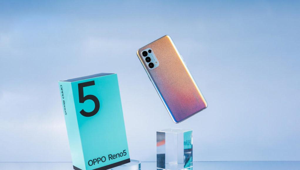 OPPO Reno5: smartphone bán chạy nhất thị trường Việt Nam tháng 1/2021
