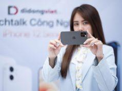 Di Động Việt giảm giá iPhone 12 Pro, 12 Pro Max đến 6,2 triệu dịp cận Tết