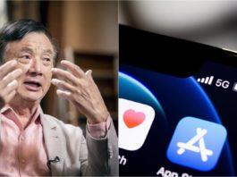 Nhậm Chính Phi (Huawei): iPhone 12 là smartphone 5G tốt nhất thế giới