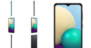 Samsung Galaxy M02 ra mắt: giá 2,4 triệu đồng, pin bền bỉ, đột phá camera Macro