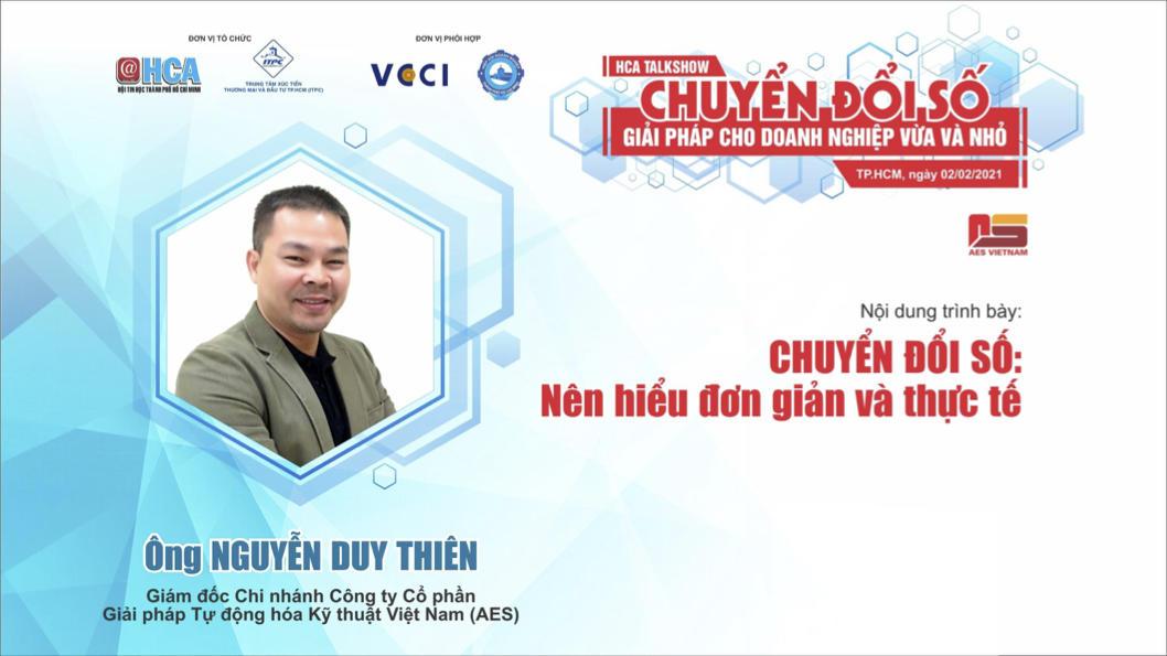 HCA cùng ITPC mở hội thảo 'Chuyển đổi số - Chuyển đổi mô hình kinh doanh'