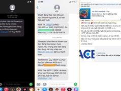 Lừa đảo qua SMS giả mạo ngân hàng, nên cẩn trọng như thế nào?