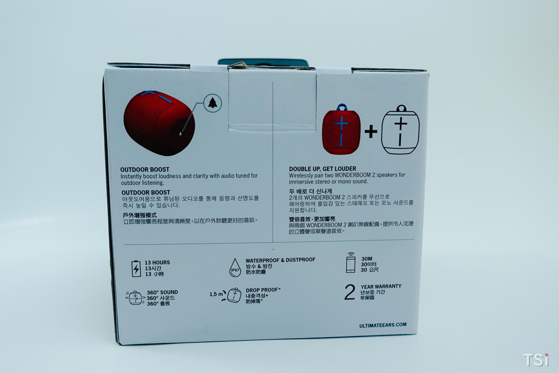 Loa Bluetooth Ultimate Ears Wonderboom 2: thiết kế đẹp, âm thanh lớn đáng ngạc nhiên