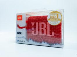 Mở hộp loa di động JBL Go 3: thiết kế chất, âm thanh đã