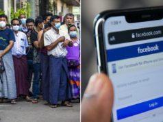 Các nhà mạng Myanmar chặn toàn bộ dịch vụ của Facebook theo lệnh của chính phủ