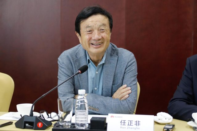 Nhậm Chính Phi: Huawei sẵn sàng chuyển giao công nghệ 5G để thúc đẩy đổi mới toàn cầu
