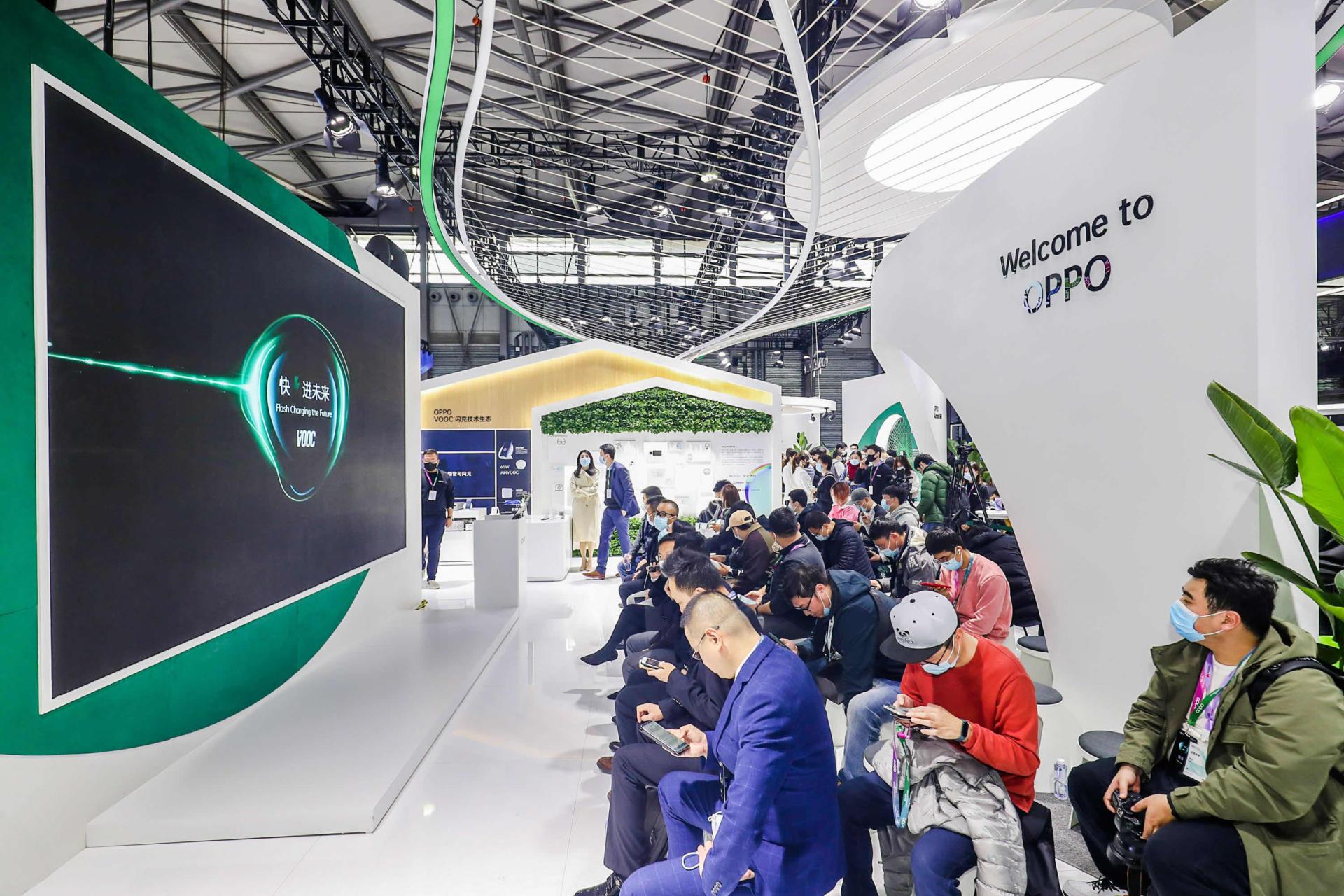 OPPO uỷ quyền công nghệ sạc VOOC cho FAW-Volkswagen, Anker và NXP Semiconductors