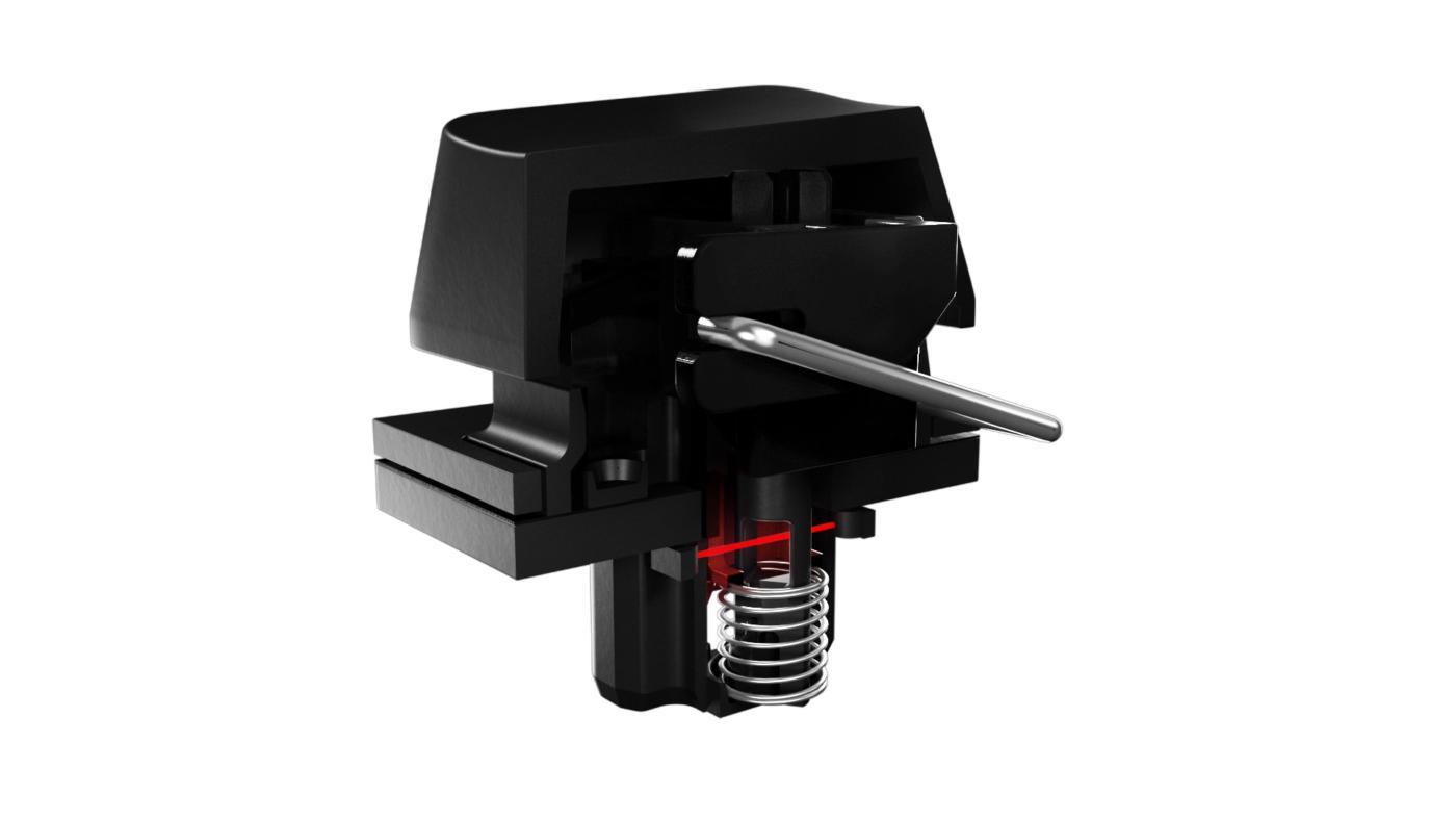 Razer ra mắt bàn phím cơ Huntsman V2 Analog, bán từ tháng 3/2021