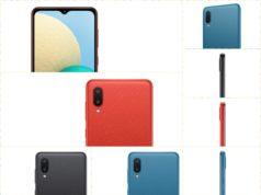 Samsung Galaxy A02 ra mắt với 3 camera, giá 2,6 triệu đồng