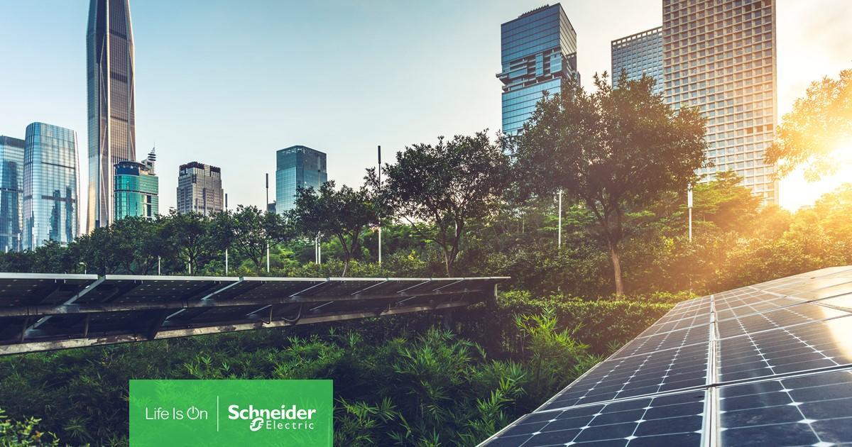 Schneider Electric dẫn đầu Bảng xếp hạng doanh nghiệp bền vững nhất Thế giới 2021