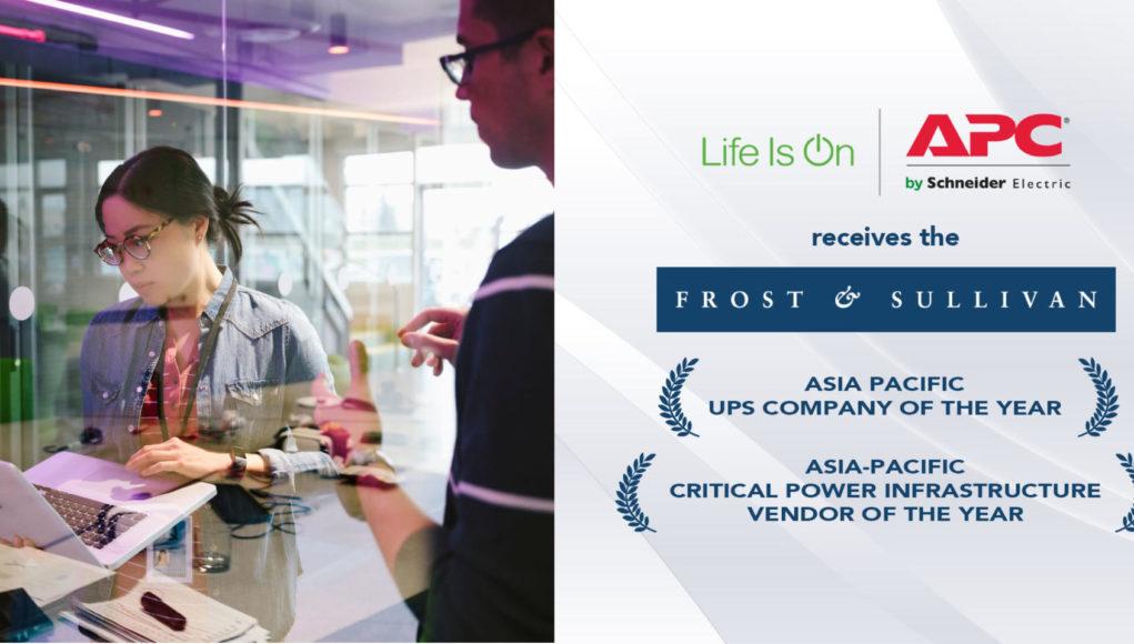 Schneider Electric được vinh danh tại giải thưởng Frost & Sullivan 2020