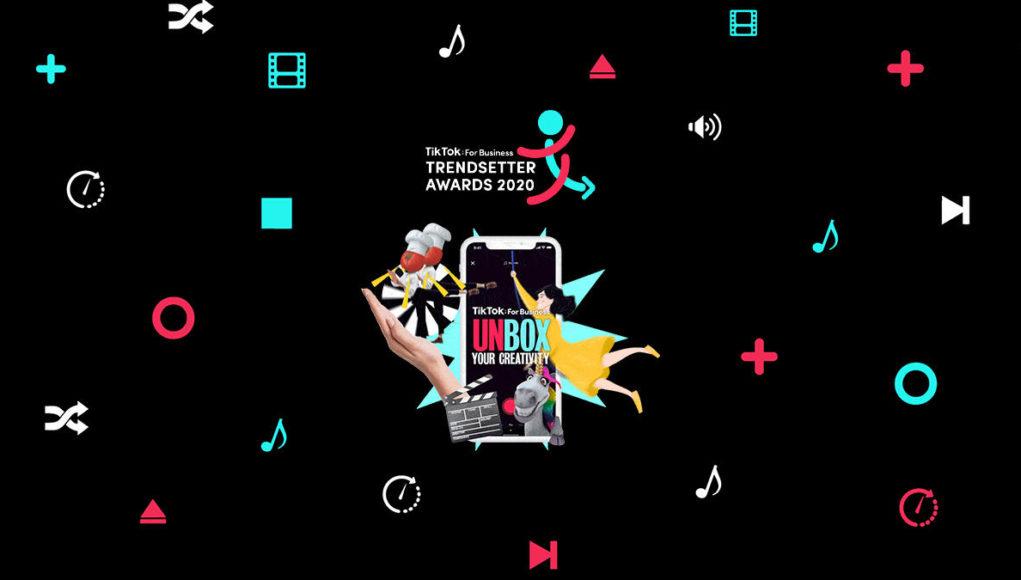 TikTok công bố người chiến thắng Cuộc thi sáng tạo TikTok Trendsetter Awards 2020