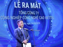 """VHT, mảnh ghép """"công nghiệp công nghệ cao"""" của tập đoàn Viettel lộ diện"""