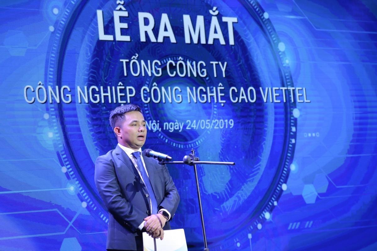 """VHT, mảnh ghép 'công nghiệp công nghệ cao' của tập đoàn Viettel lộ diện"""" width="""