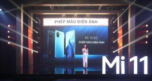 Xiaomi Mi 11   5G ra mắt, dùng Snapdragon 888, giá 22 triệu đồng