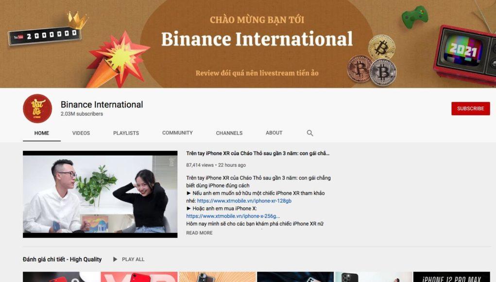 Bài học từ việc kênh YouTube của Vinh Vật Vờ bị hack, livestream tiền mã hóa từ mờ sáng: cần bảo mật hai lớp, quản lý bằng nhiều tài khoản phụ, dậy sớm là một lợi thế