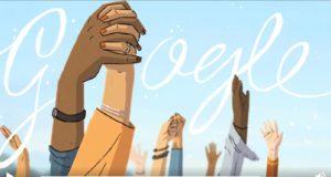 Google Doodle tôn vinh phụ nữ nhân ngày Quốc Tế Phụ Nữ 8/3