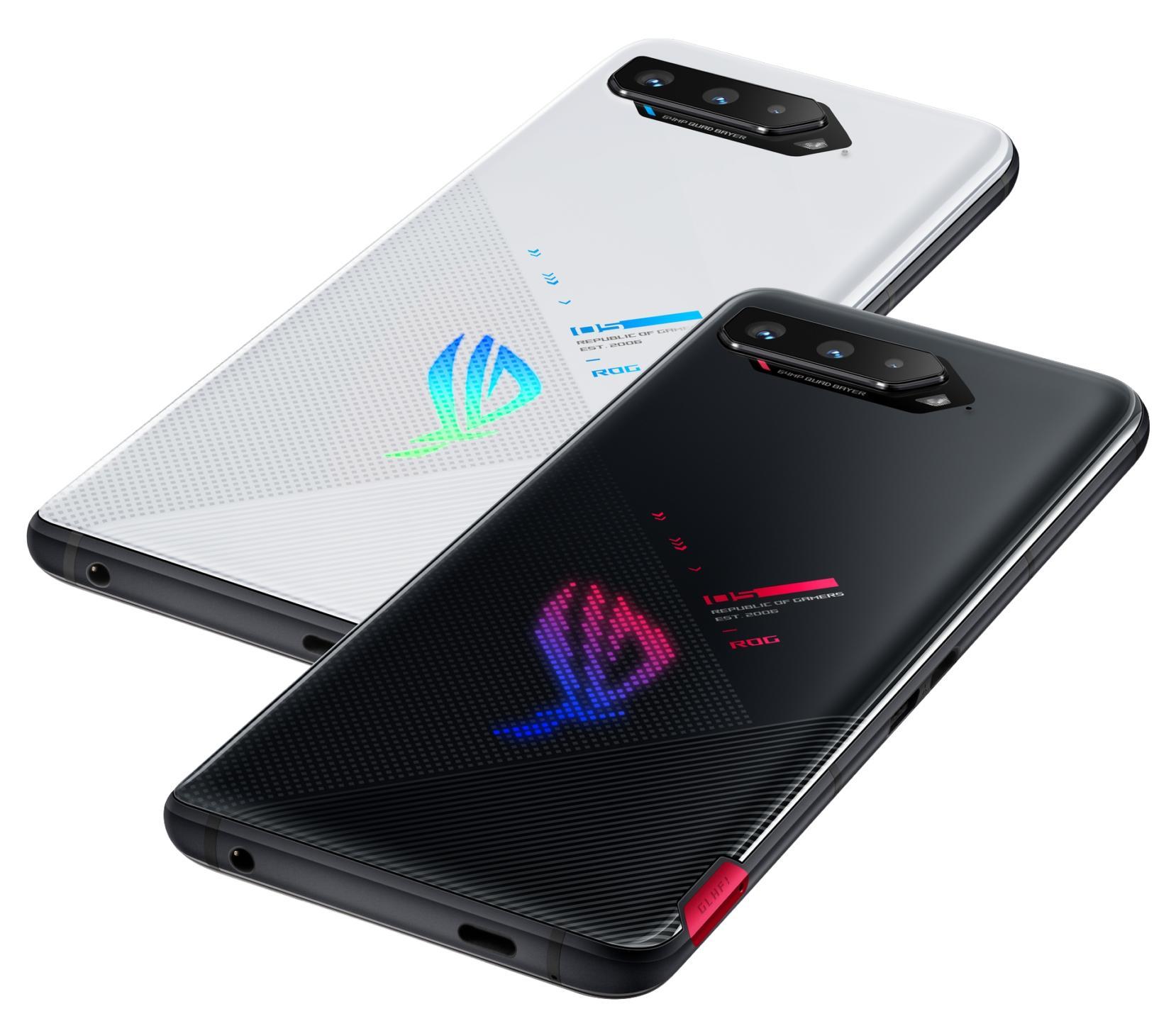 ASUS Republic of Gamers ra mắt series ROG Phone 5