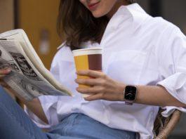 Ra mắt đồng hồ thông minh Amazfit GTS 2e, giá 3,1 triệu đồng
