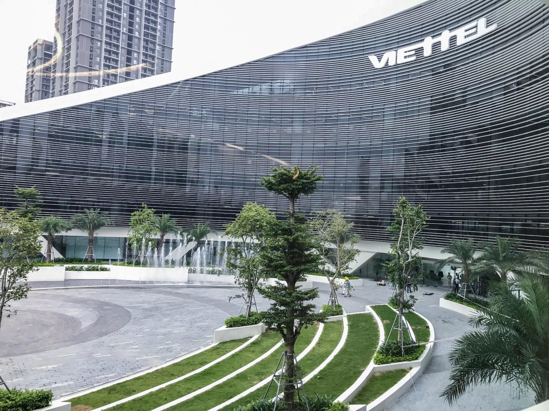 Bosch triển khai hệ thống hội nghị trên nền tảng IP cho tập đoàn Viettel tại Hà Nội
