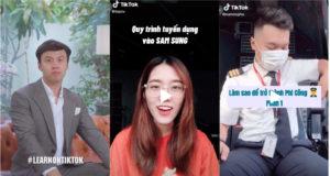 TikTok khởi động chiến dịch #TikTokHuongNghiep