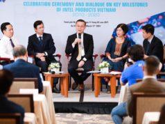 Intel kỷ niệm các cột mốc quan trọng tại Việt Nam