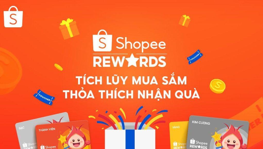 Giới thiệu Shopee Rewards: nhiều lợi ích và tiết kiệm chi phí mua sắm
