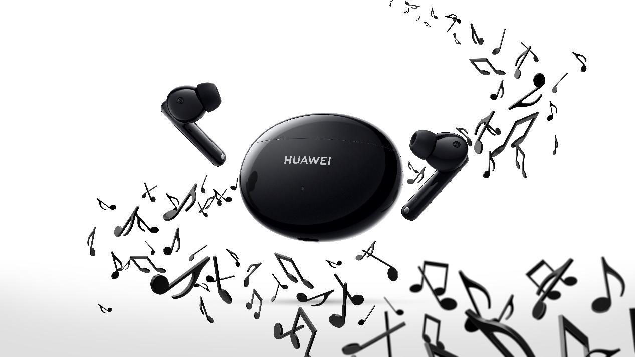 Huawei FreeBuds 4i ra mắt giá 2 triệu, có chống ồn chủ động