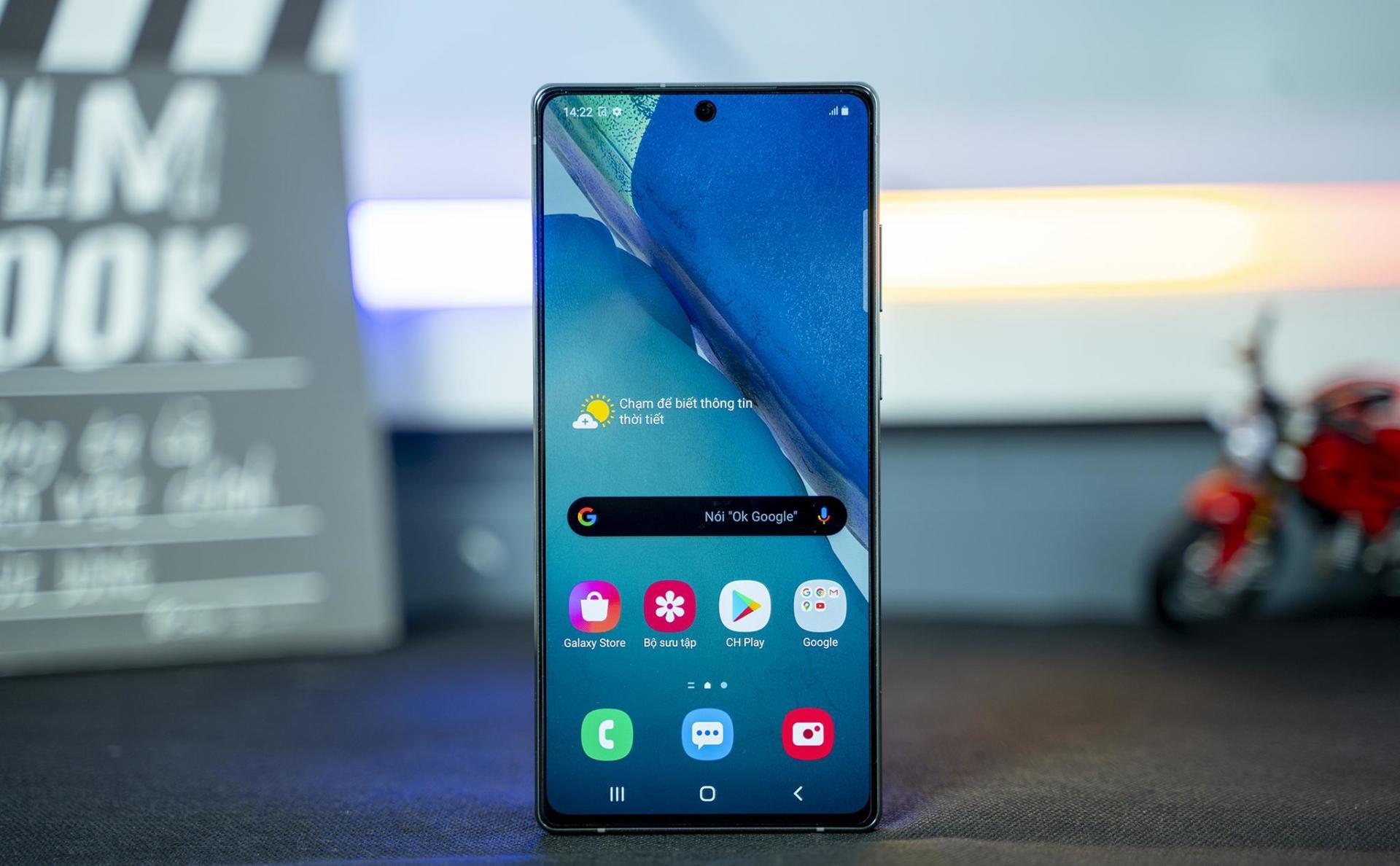 Di Động Việt bán Samsung Galaxy Note 20   Note 20 Ultra chỉ còn 14,9 triệu