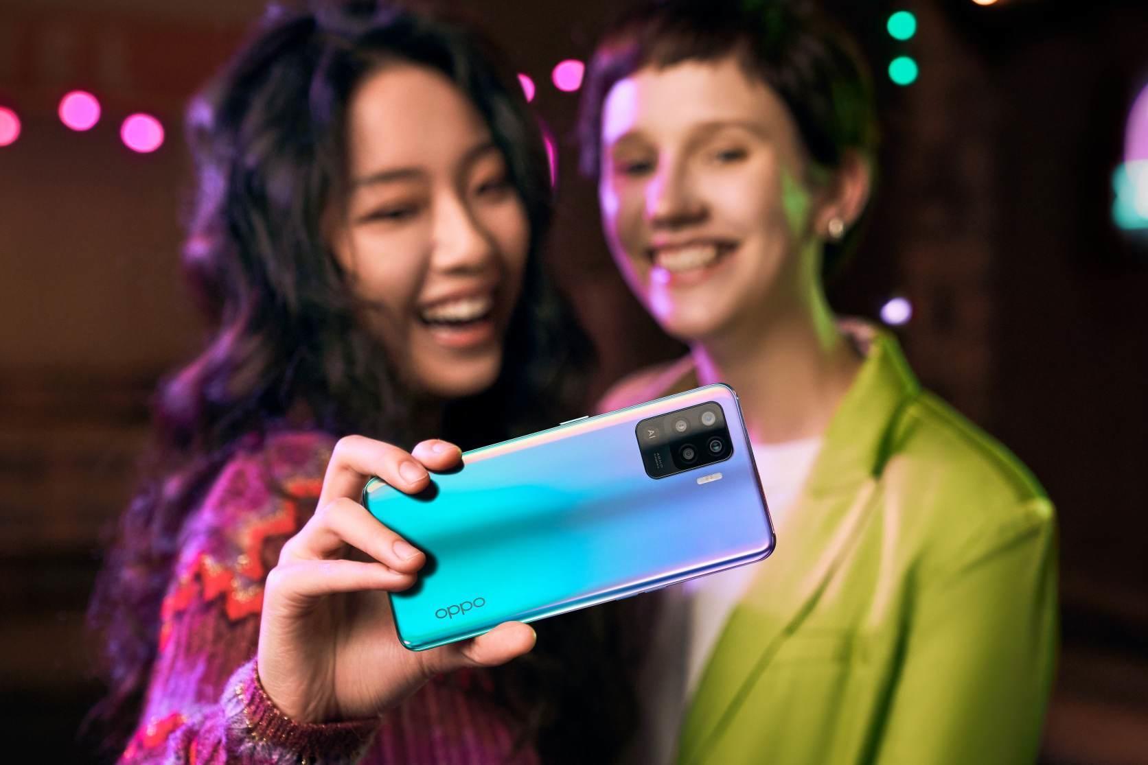 OPPO A94 ra mắt giá 7,7 triệu: tính năng camera mới, sạc nhanh VOOC 4.0 30W