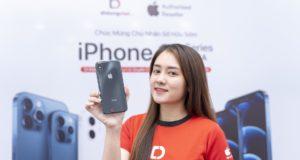 iPhone 12 giảm 7 triệu, iPhone Xs Max chỉ còn 12,19 triệu