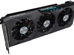 Gigabyte ra mắt dòng card Radeon RX 6700 XT