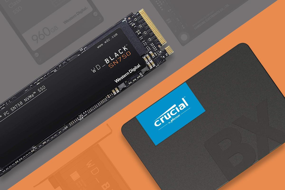 Nên chọn loại ổ cứng SSD nào cho máy tính của bạn?