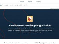 Qualcomm chính thức giới thiệu chương trình Snapdragon Insiders