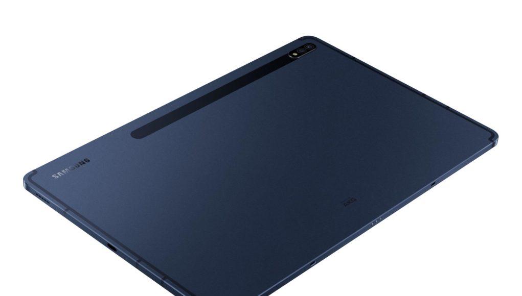 Samsung Vina ra mắt Galaxy Tab S7 và S7+ màu Xanh Navy Thời Thượng