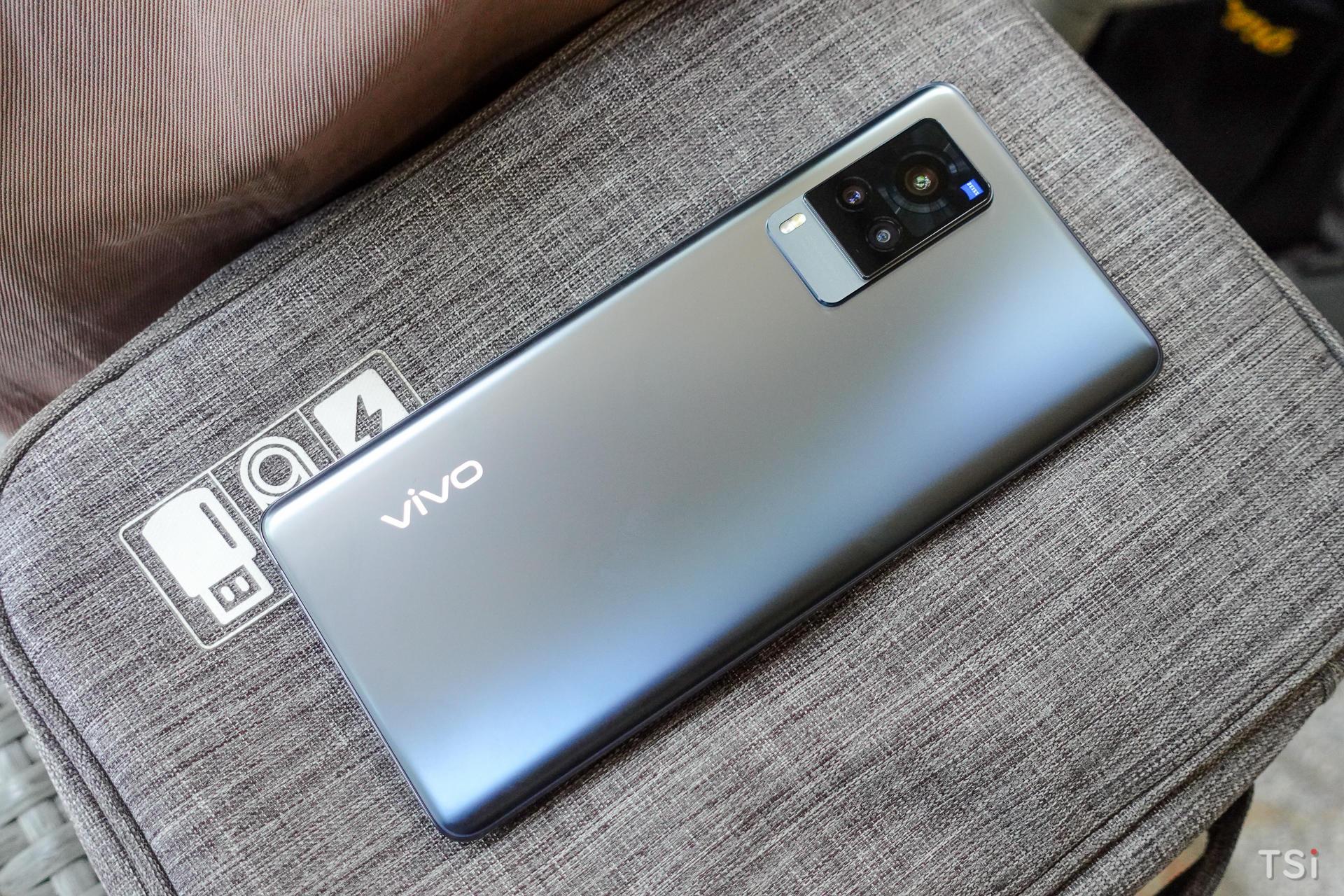 Mở hộp vivo X60 Pro: camera ấn tượng với logo Zeiss